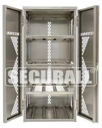 securall cylinder u0026 tank storage cabinets propane gas cylinder