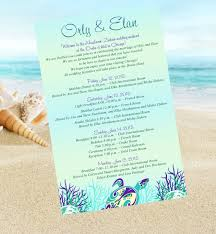 destination wedding itinerary 20 wedding itinerary ceremony programs schedule reception