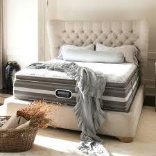 furniture plush pillow top mattress elegant simmons beautysleep