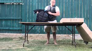 camaro impact vest camaro wetsuits unboxing