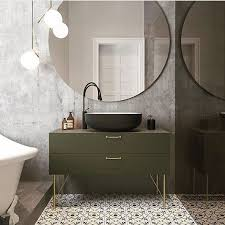 bathroom mirror ideas on wall best 25 large bathroom mirrors ideas on large