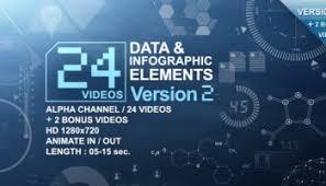 infographic walking element 12367211 free download motion