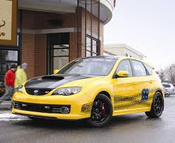 2009 subaru impreza wrx sti pastrana edition conceptcarz com