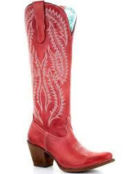 Comfortable Cowboy Boots Women U0027s Round Toe Boots Country Outfitter