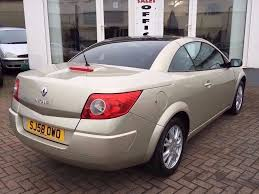 renault megane 1 6vvt 111 coupe extreme low miles 2 keys in ayr