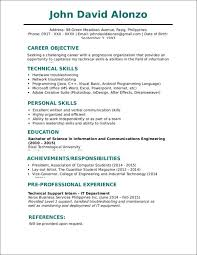 impactful resume update curriculum vitae cv vs resume cv vs