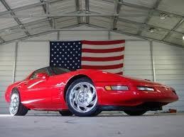 1996 corvette review 1996 corvette coupe in