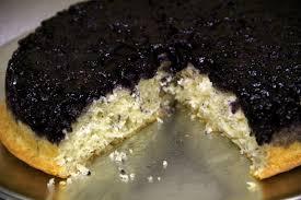 blueberry upside down cake amy u0027s healthy baking