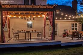 deck u0026 cover backyard deck ideas u0026 our deck makeover reveal