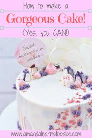 Decorating A Cake At Home 226 Best Cake Decorating Ideas Images On Pinterest Drip Cakes