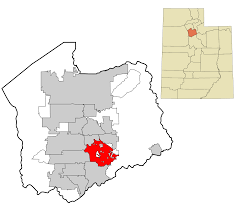 Utah County Map Sandy Utah U2013 Wikipedia