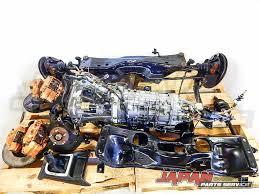 2001 subaru impreza wrx sti gdb 6 speed for sale subaru impreza 02 03 version 7 subaru impreza wrx sti full 6 speed transmission