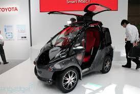 toyota mini cars toyota s mini concept car smart insect cars