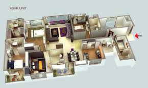 luxury apartment plans image result for 3d floor plan apartment small house plans
