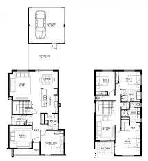 open floor house plans two story two story house plans with bat numberedtype craftsman single