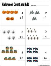 preschool halloween worksheets worksheets