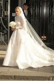 valentino wedding dresses nicky wore 70k valentino wedding gown