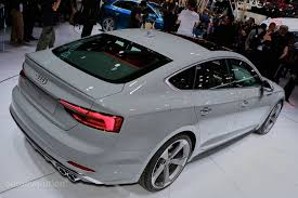 nardo grey 2017 audi s5 sportback looks like a shark thanks to nardo gray