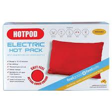 Body Comfort Heat Packs Buy Hotpod Electric Heat Pack Online At Chemist Warehouse