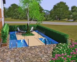 Sims 3 Garden Ideas Mod The Sims Open Plan Living No Cc