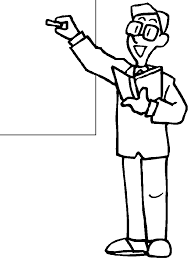 luxury teacher coloring pages 89 gallery coloring ideas
