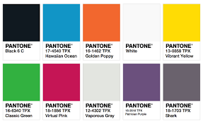 pantone color forecast 2017 pantone colors fashion trendsetter