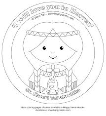 all saints day coloring page st all saints day coloring page st