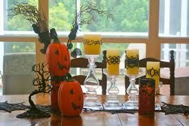 Halloween Kitchen Decor Kitchen Table Centerpieces Dining Unique Room Excerpt Large Loversiq