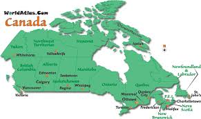 map of canada canada map map canada canadian map worldatlas
