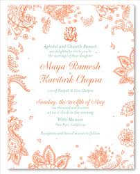Wedding Invitations Indian Affordable Wedding Invitations On Seeded Paper Indian Smile By