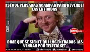 Memes De Peru Vs Colombia - per禳 vs colombia la venta de entradas fue una locura y los memes