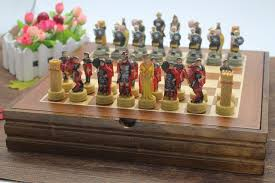 ancient chess the ancient arabian resin characters dolls chess set resin mold