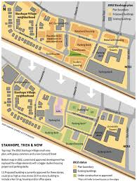 Ncsu Map Stanhope Less How A Lovely Village Plan In West Raleigh Blew Up