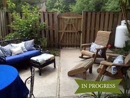 my home an update on my backyard patio makeover the anatomy of