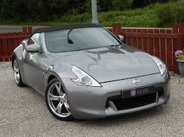 new nissan z 2016 used nissan 370z cars for sale motors co uk