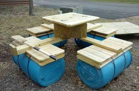 build a picnic table floating picnic table diy projects for everyone
