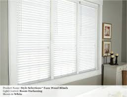 Faux Wood Venetian Blinds Window Blinds White Window Blinds Cordless 2 In Faux Wood