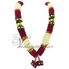 flowers garland hindu wedding wedding flower garland