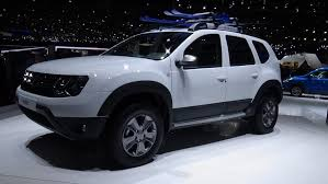 renault duster 2017 white 2016 dacia duster tce 2015 geneva motor show youtube