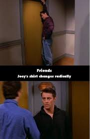 Friends Show Meme - 11 mistakes in friends you won t believe you missed breakingnews ie