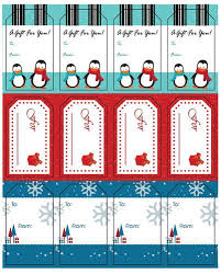 assorted holiday gift tags label templates ol1763
