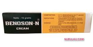 Salep Ikaderm obat salep benoson untuk infeksi bakteri iritasi kulit jerawat dan
