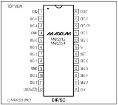 tutorial arduino and the max7219 led display driver ic