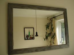 long mirrors for dining room big blank wall design solutions