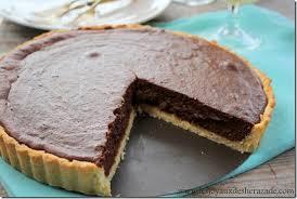 jeux de cuisine tarte au chocolat tarte au chocolat les joyaux de sherazade