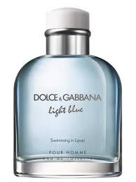dolce and gabbana light blue men s 2 5 oz light blue swimming in lipari dolce gabbana cologne a new