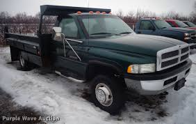 1999 dodge ram manual 1999 dodge ram 3500 flat bed pickup truck item al9005 so