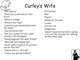 Curley S Quotes Friday 20th March Of Mice And Men Character Analysis Success
