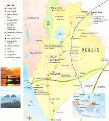 Map Of Malaysia This Is Map Of Perlis Malaysia State Sabah Sarawak Map Of