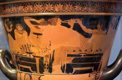 Euphronios Vase Greek Vase Painting Quiz 3 Foreign Language Flashcards Cram Com